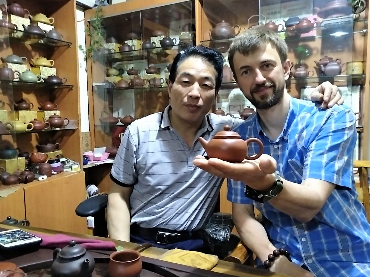 Мастер Fan Lao Shi