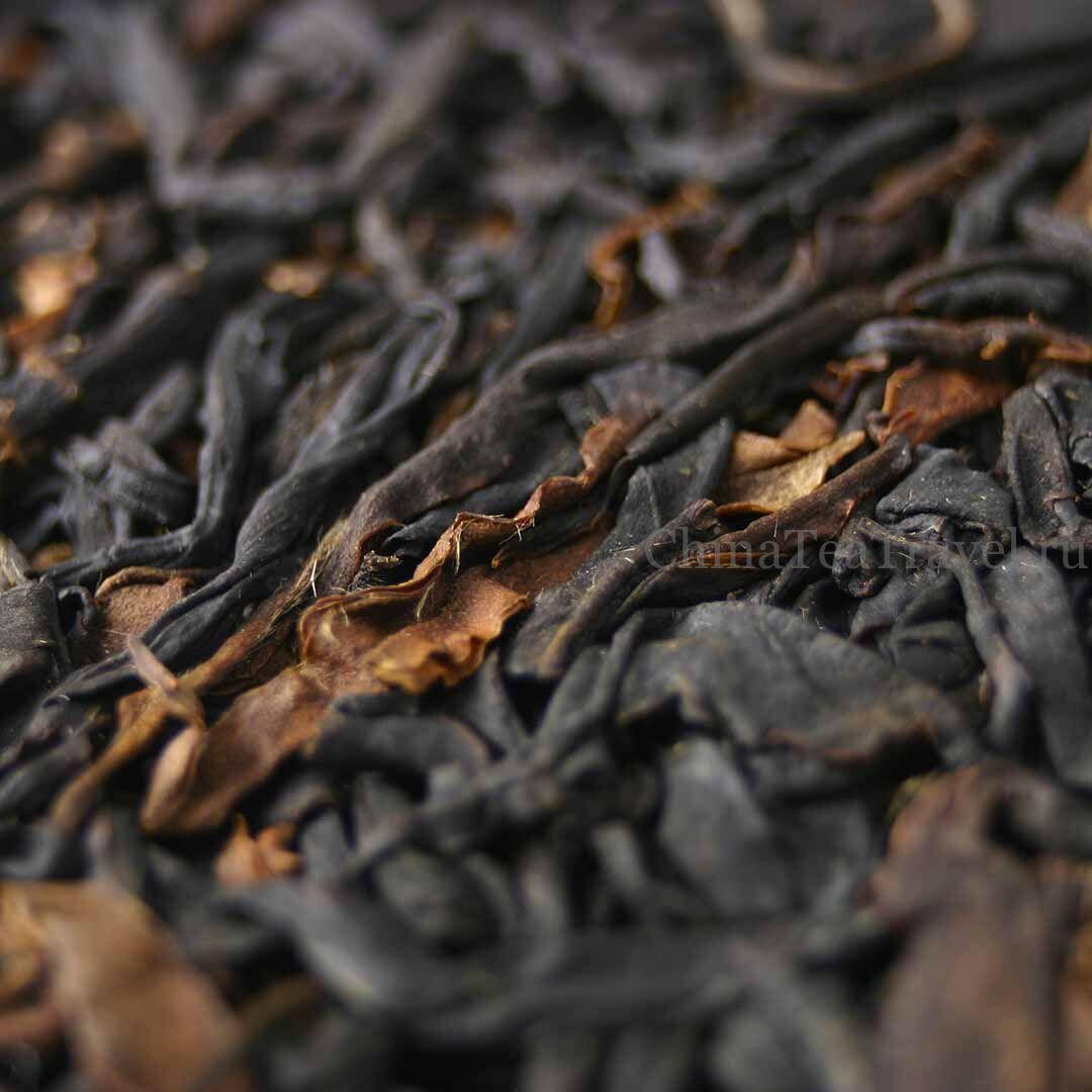 2 Красный дикий горький чай «Егерьмейстеръ» Ye Sheng Da Shu Sai Hong Ku Cha '19 Spr. Wild tea tree&bushes 100 y.o.