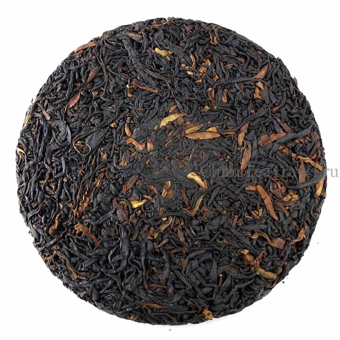 1 Красный дикий горький чай «Егерьмейстеръ» Ye Sheng Da Shu Sai Hong Ku Cha '19 Spr. Wild tea tree&bushes 100 y.o.