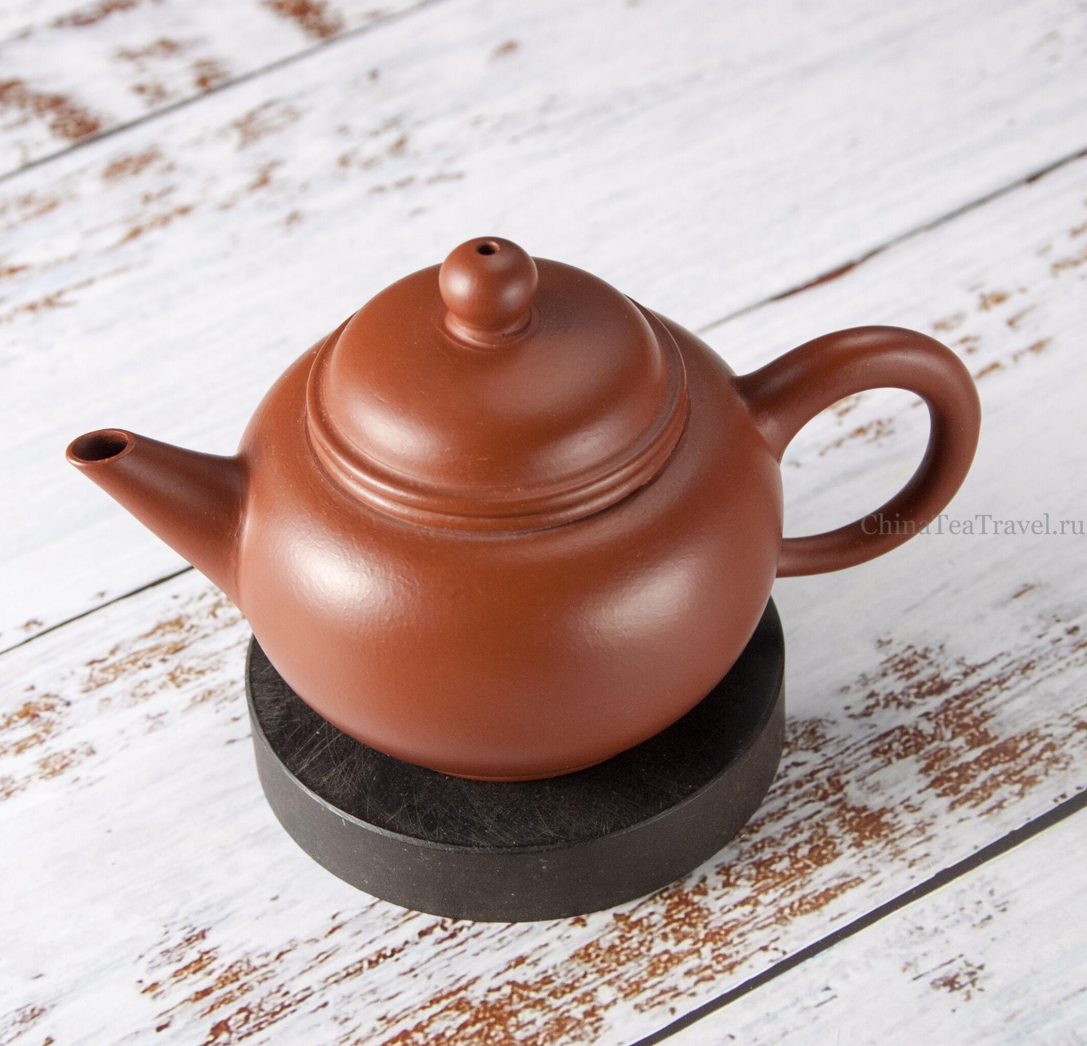 """5 Чайник """"Высокий Шуй пин"""". Gao Shui Ping. 90 мл."""