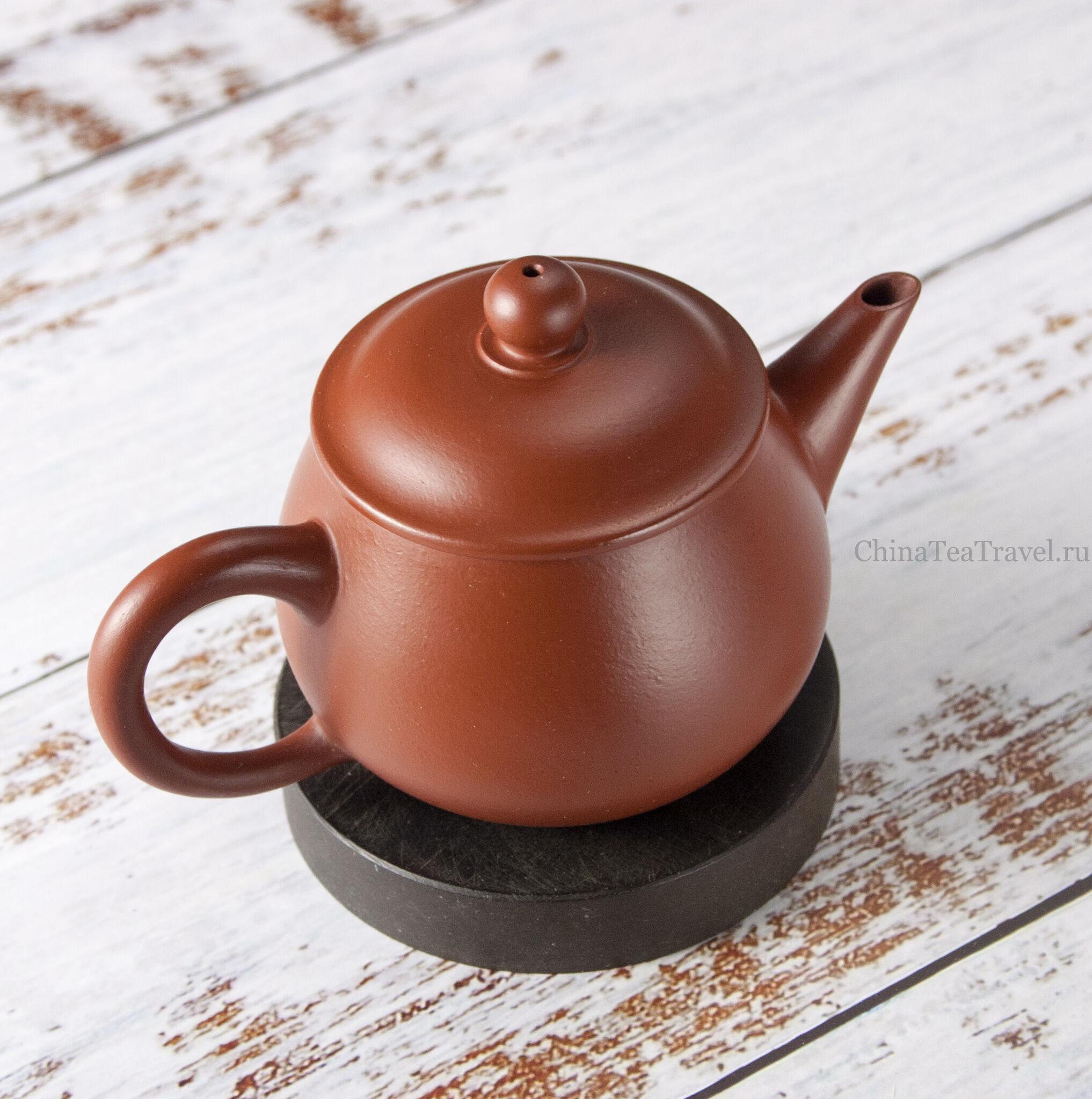 "4 Чайник ""Тыква"". Gua Piao. 80 мл."