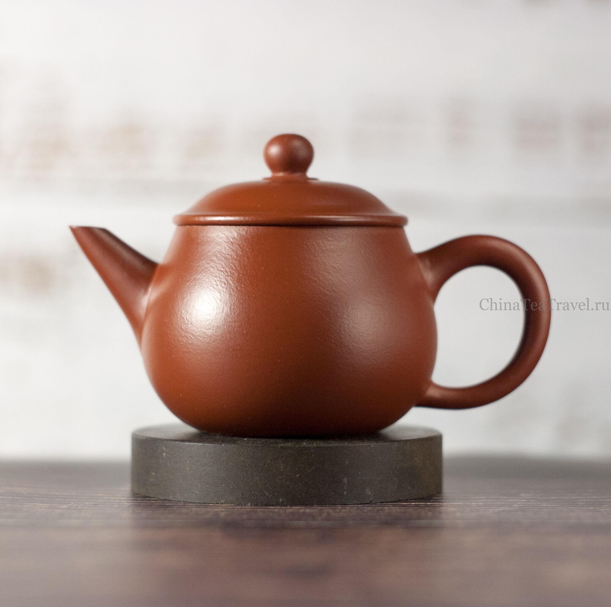 "1 Чайник ""Тыква"". Gua Piao. 80 мл."
