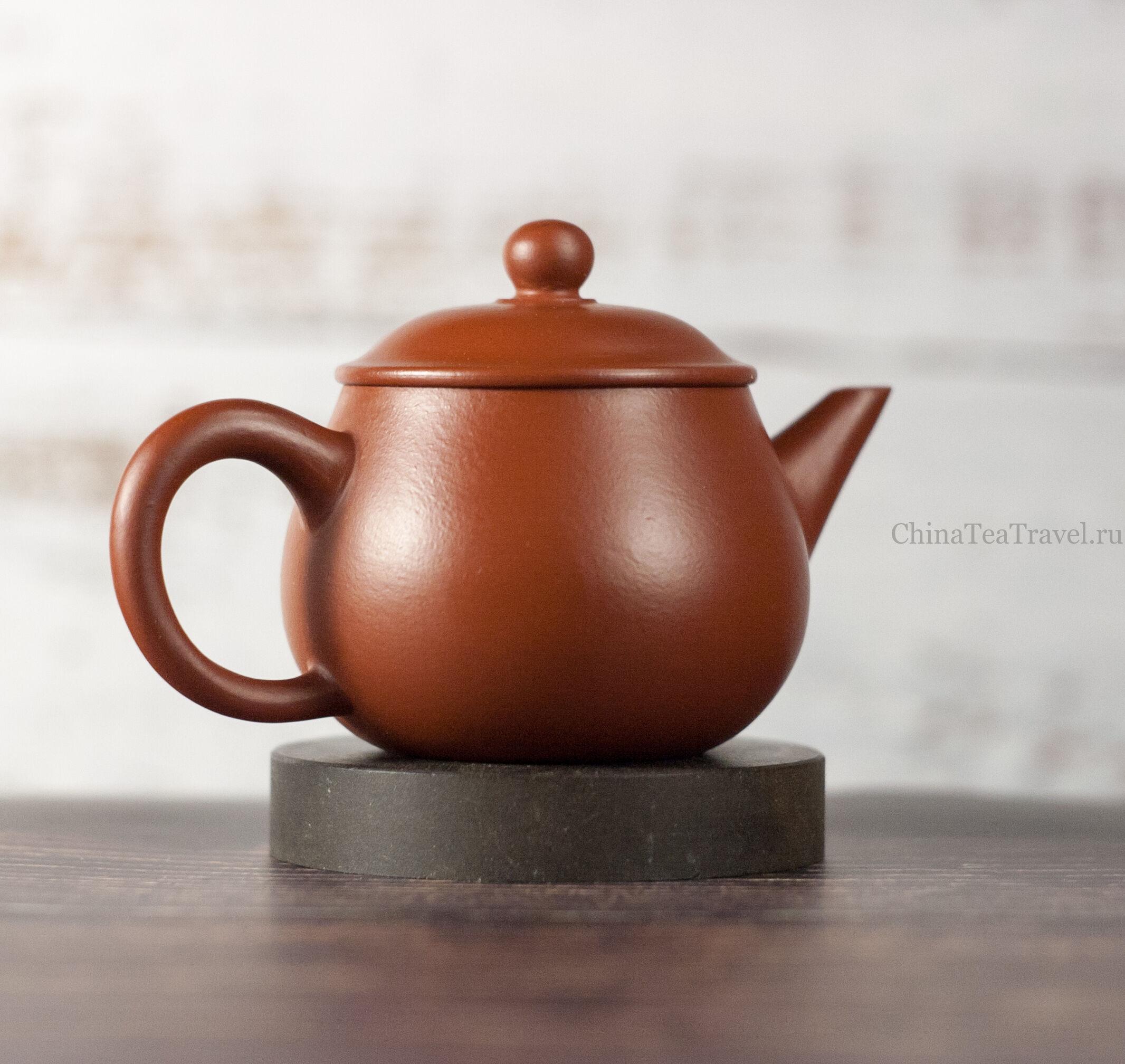 "2 Чайник ""Тыква"". Gua Piao. 80 мл."