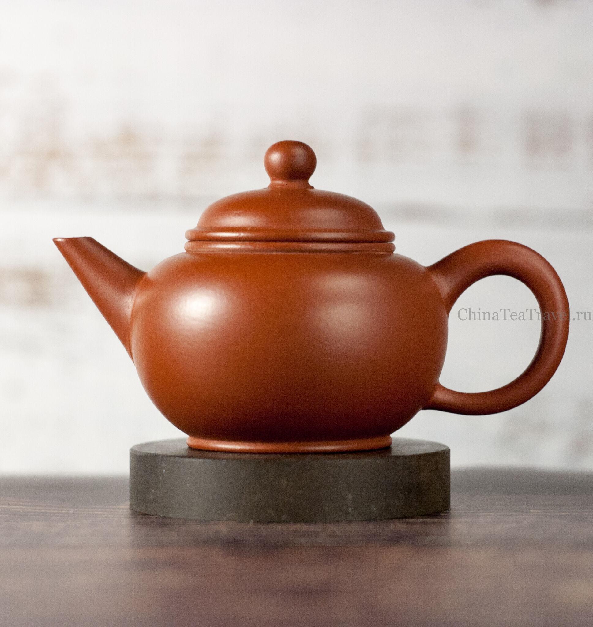 """1 Чайник """"Высокий Шуй пин"""". Gao Shui Ping. 90 мл."""