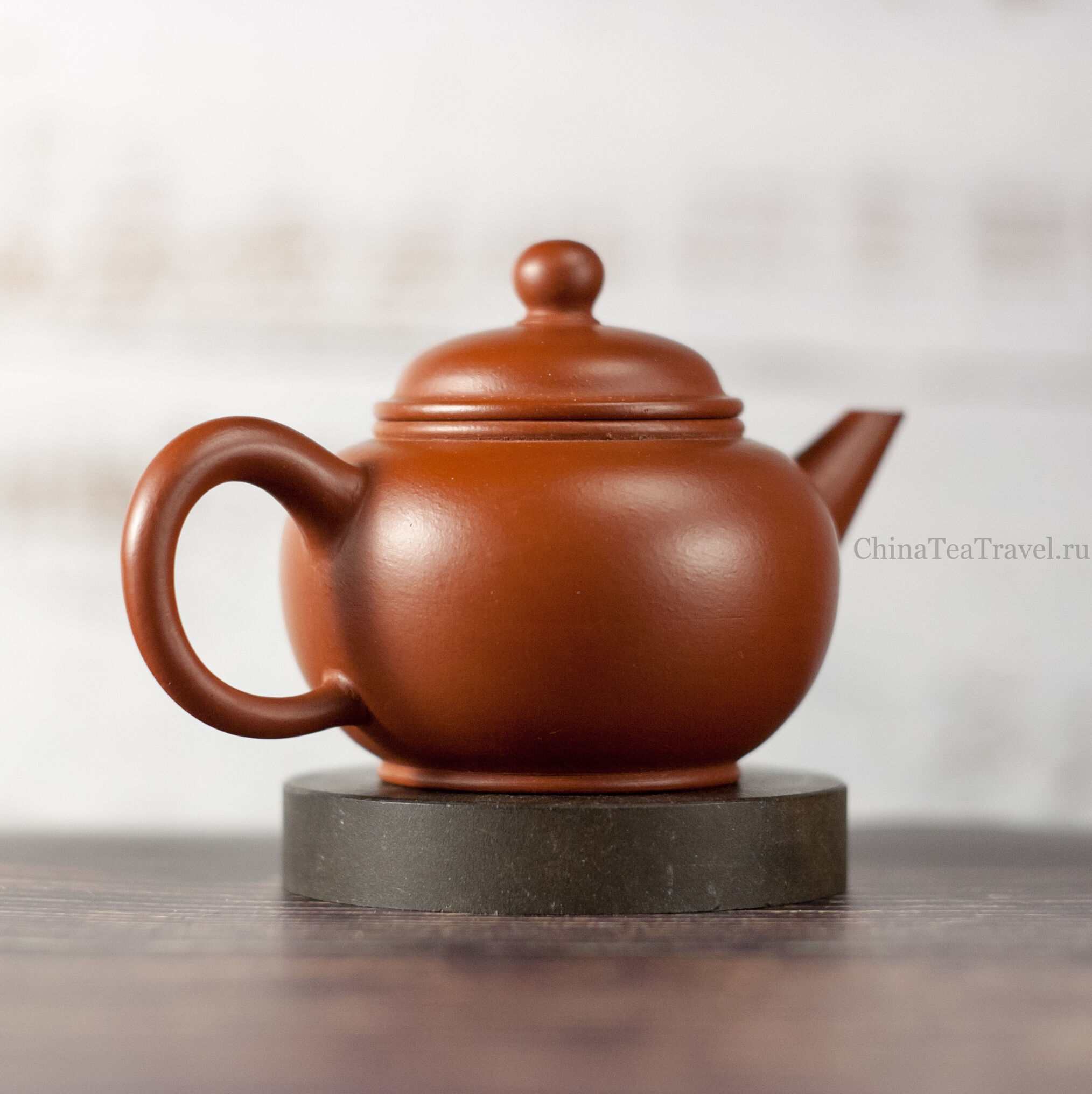"""3 Чайник """"Высокий Шуй пин"""". Gao Shui Ping. 90 мл."""
