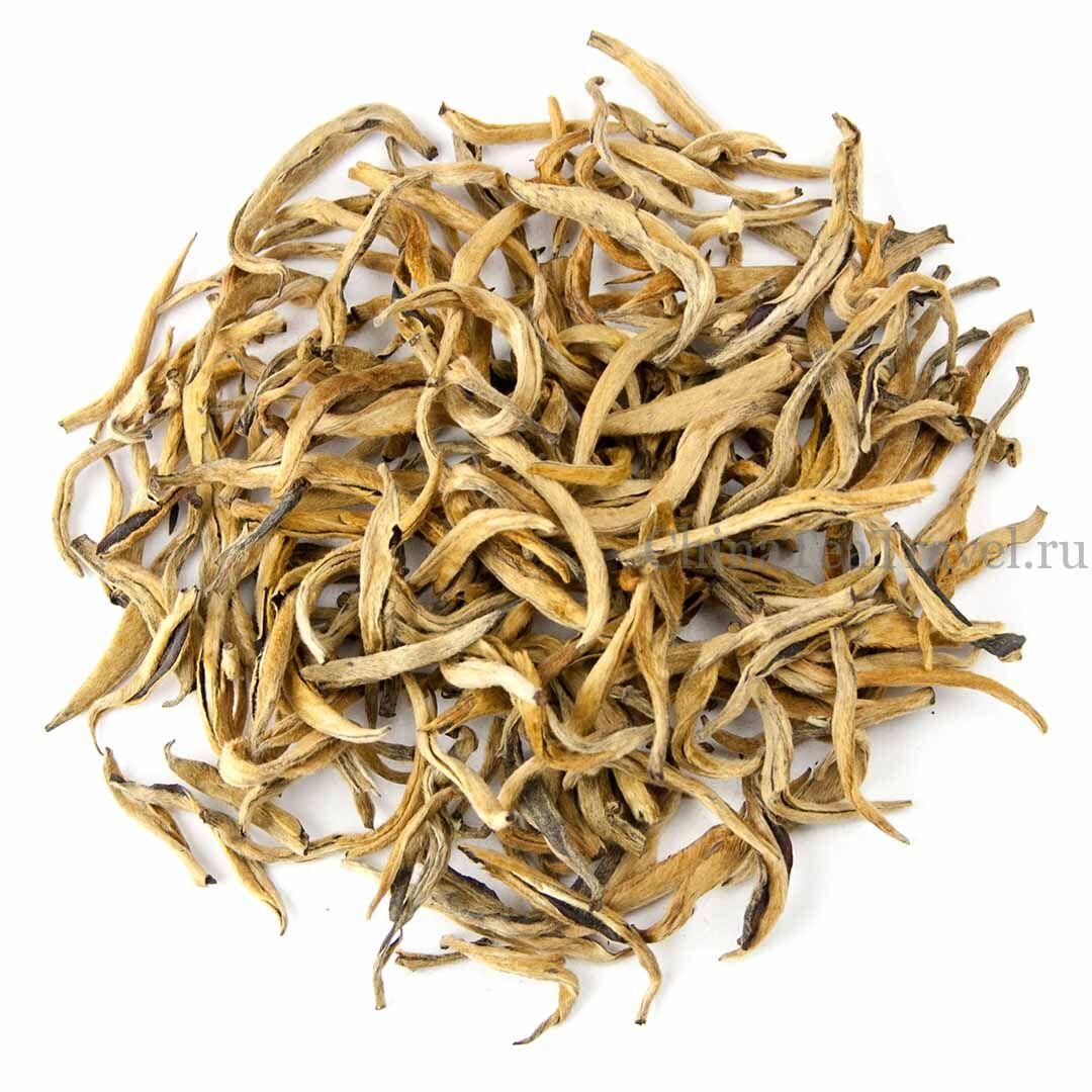 1 Красный чай из Фенцина «Большая золотая почка» Feng Qing Da Jin Ya Dian Hong '19 Spr. Tea bushes 100 y.o.