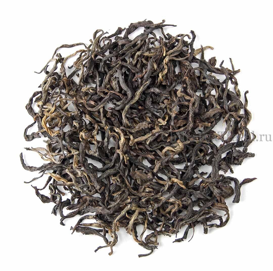1 Красный чай «Сила жизни» Ma Deng Da Shu Sai Hong '19 Spr. Tea bushes 100 y.o.