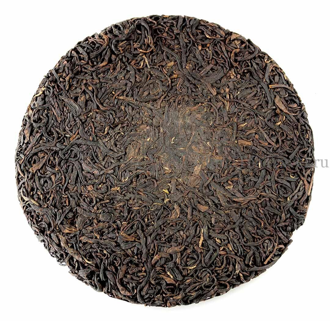 1 Красный чай из фиолетового сырья «Пурпурное сердце». Zi Juan Da Shu Sai Hong '19 Spr. Tea bushes 100 y.o.
