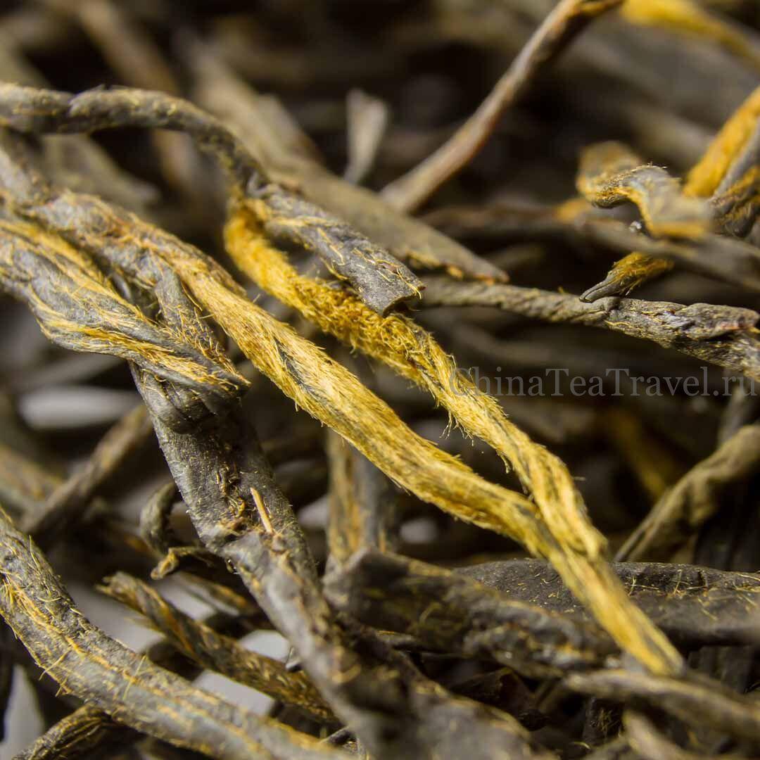 3 Красный чай из Фенцина «Красный король». Hong Wang Zhong Guo Blend '20 Spr. Tea bushes 40-50 y.o.