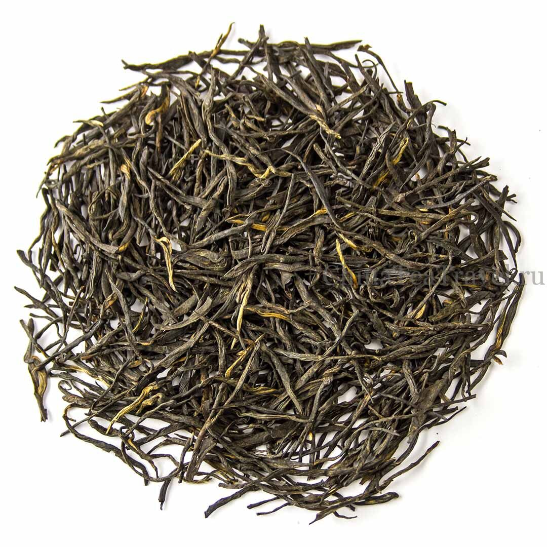 2 Красный чай из Фенцина «Красный король». Hong Wang Zhong Guo Blend '20 Spr. Tea bushes 40-50 y.o.