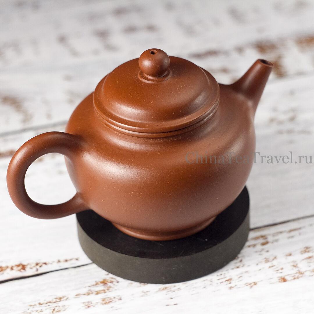 """5 Чайник """"Фангу"""". Fang Gu. """"Подражание старине"""". 100 мл."""
