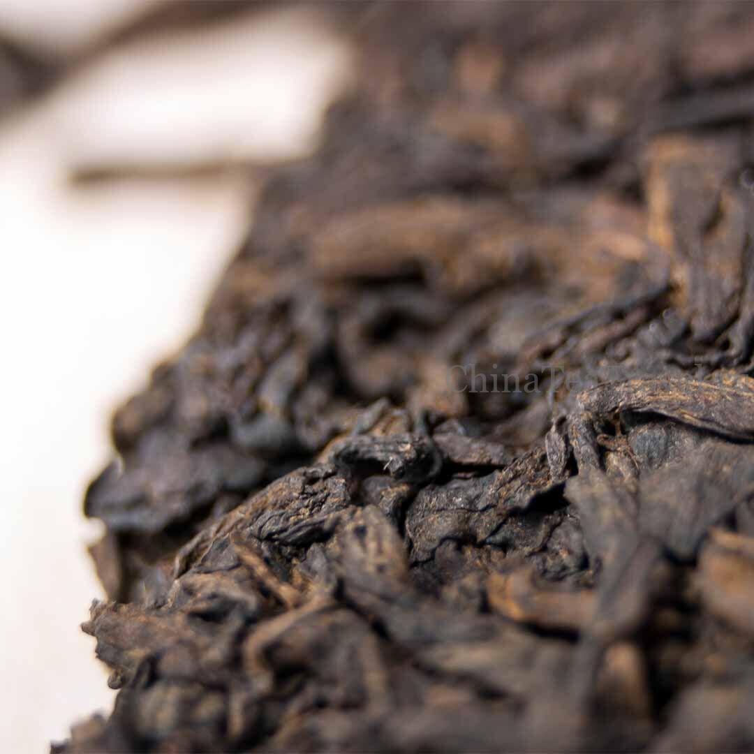 4 Шу пуэр со старых чайных кустов сада Ma Deng. Водуй в корзине. «Страна южнее облаков». Ma Deng Da Shu Shu Puerh '20 Spr. Tea bushes 100 y.o.