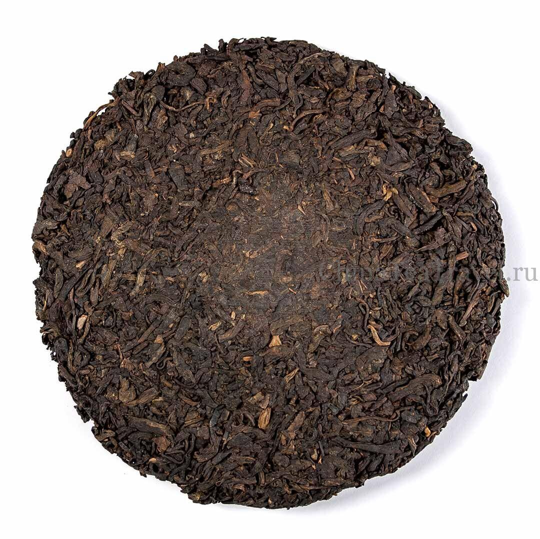 1 Шу пуэр со старых чайных кустов сада Ma Deng. Водуй в корзине. «Страна южнее облаков». Ma Deng Da Shu Shu Puerh '20 Spr. Tea bushes 100 y.o.
