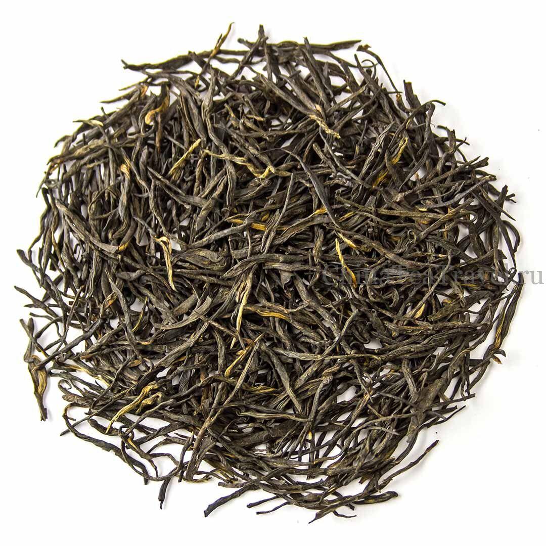 1 Красный чай из Фенцина «Красный король». Hong Wang Zhong Guo Blend '19 Spr. Tea bushes 40-50 y.o.